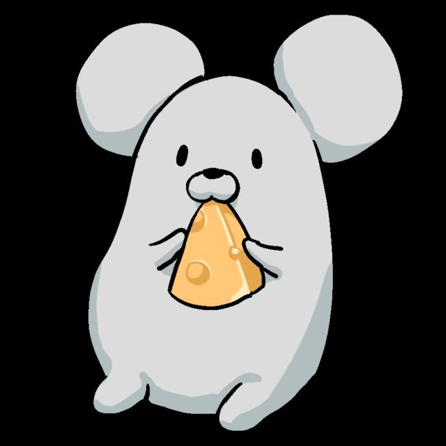 干支・ネズミ・子年