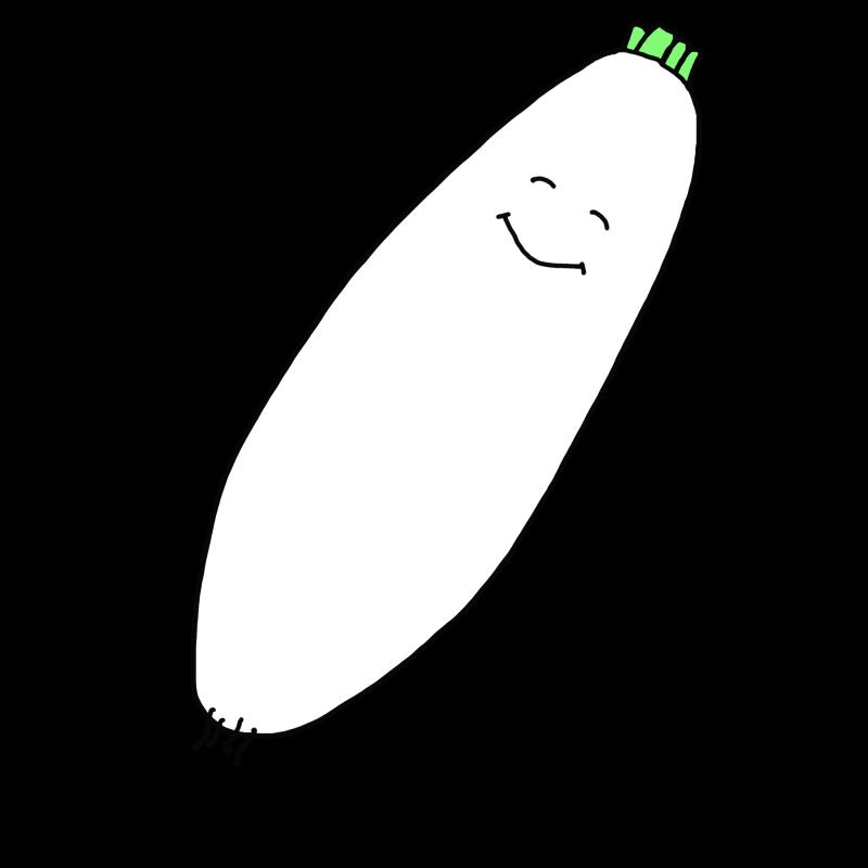 野菜・ダイコン