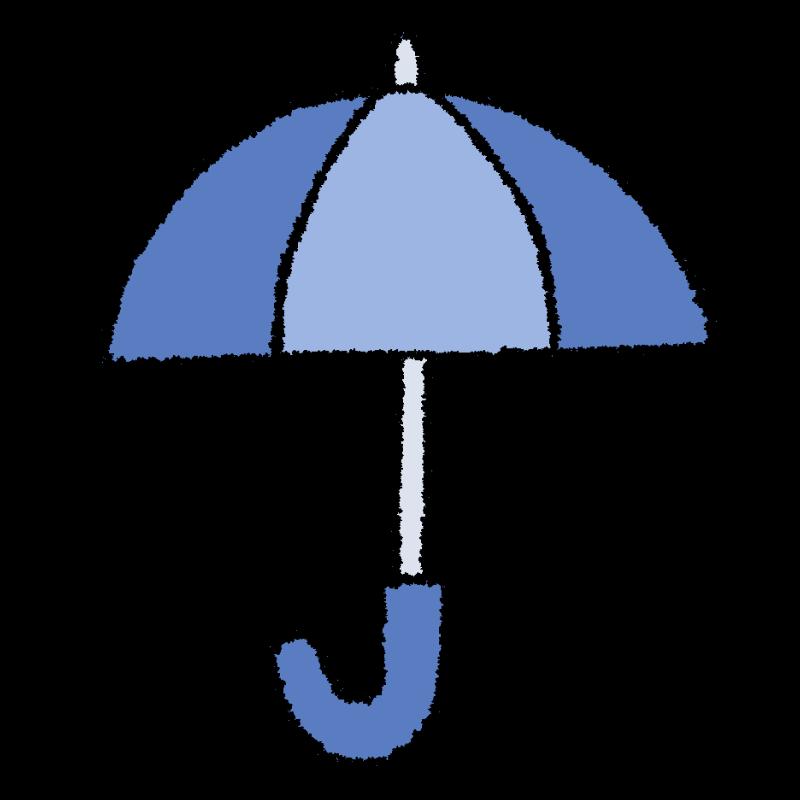 天気図/傘