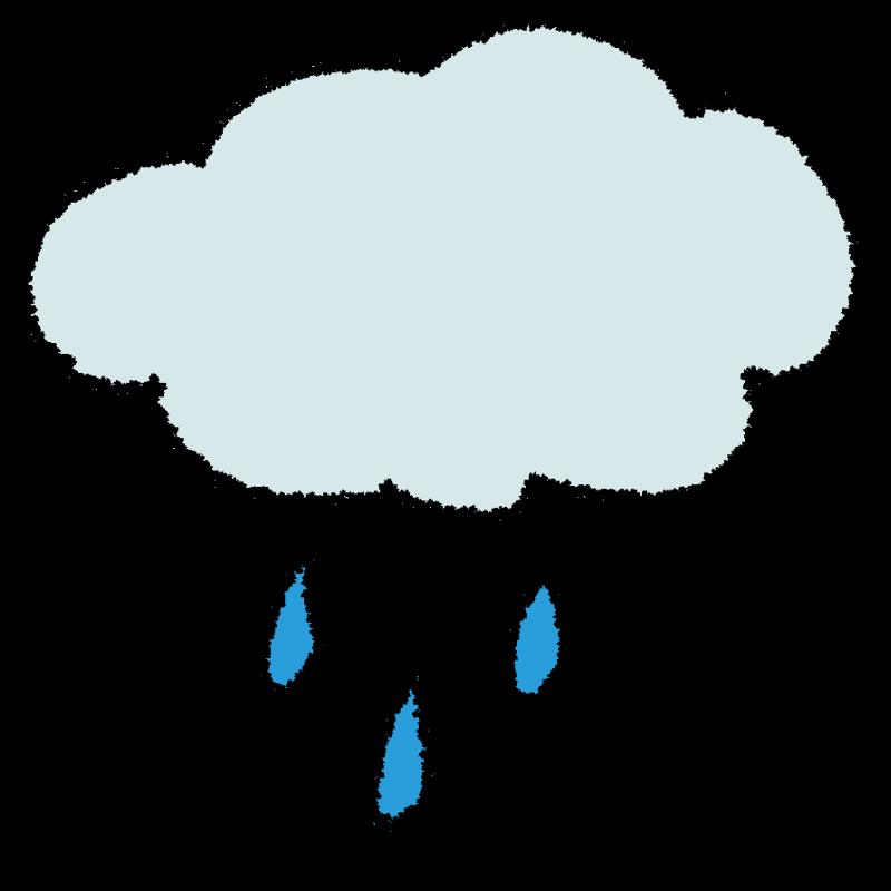 天気図/雨