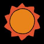 天気図/太陽