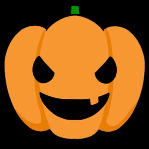 ハローウィンかぼちゃ