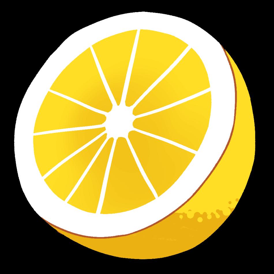 輪切りレモン