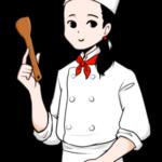 調理師の女性