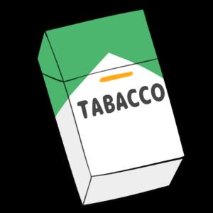 メンソールタバコ